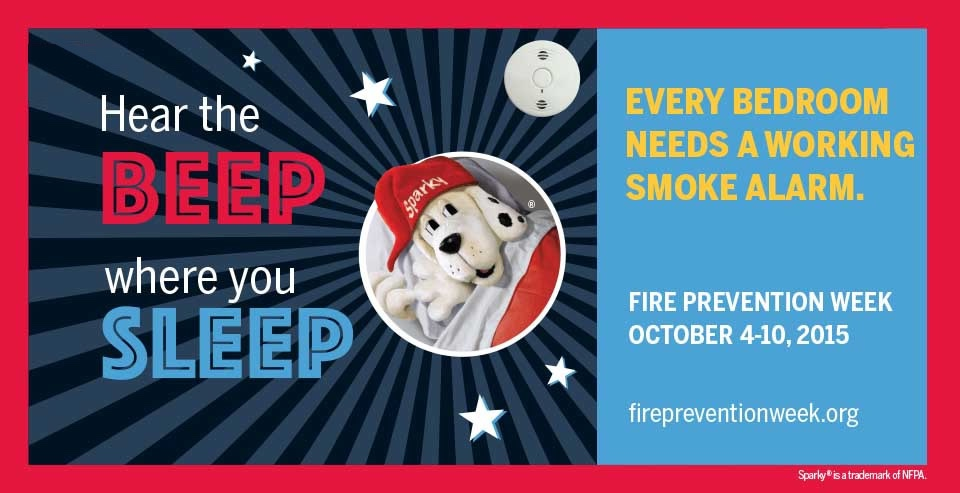 National Fire Prevention Week - NFPA
